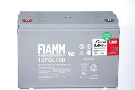 Аккумуляторы для ИБП FIAMM 12FGL100