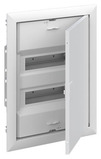 Шкаф внутреннего монтажа на 24 модуля UK600 с винтовыми N/PE 2CPX077856R9999