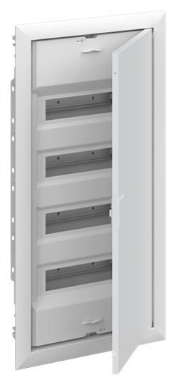 Шкаф внутреннего монтажа UK600 на 48 модулей АВВ для квартир и офисов. 2CPX077858R9999