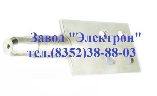Контакт неподвижный КРУ К-59 на 1600 ампер