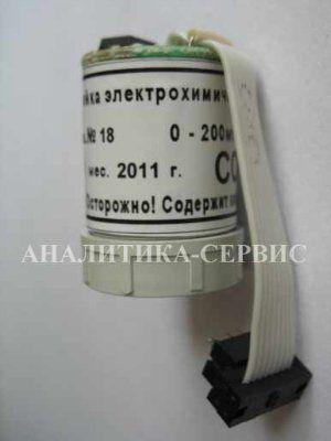 Ячейка электрохимическая на СО к АНКАТ-7664 (ИБЯЛ418.425.035)