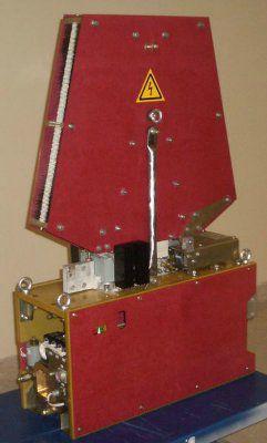 Выключатель автоматический быстродействующий постоянного тока ВАБ-55 Номинальное напряжение главной цепи 3000 В, номинальный ток 2500 А