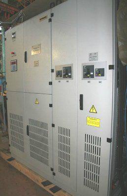 Комплектные электроприводы переменного тока ЭКП