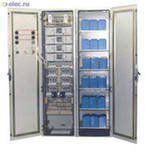 Шкаф управления оперативным током ШУОТ-2405 со встроенной АКБ