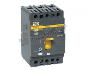Автоматический выключатель 3-пол. 25А 25кА. серии ВА88-32