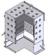 Теплообменник котла Хопёр-63