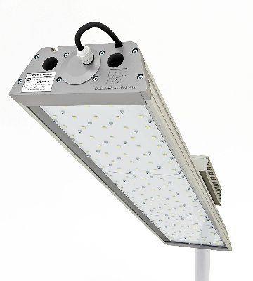 Светодиодный промышленный светильник ДиУС 120 П