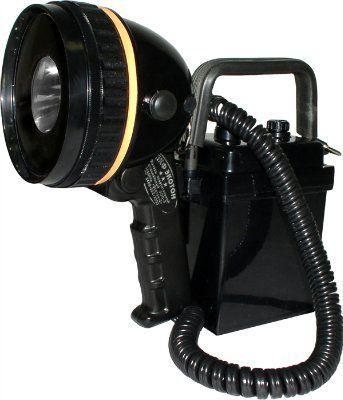 Профессиональный переносной аккумуляторный фонарь Экотон-2