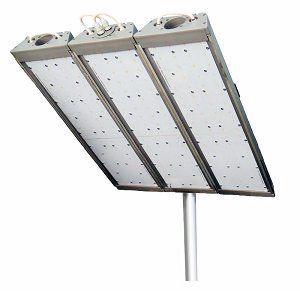 Светодиодный магистральный светильник ДиУС-270Ш