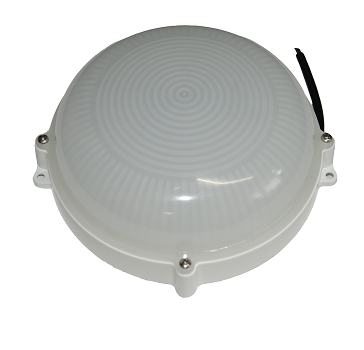 Светодиодный светильник ЖКХ-9Д (РС) с датчиком движения.
