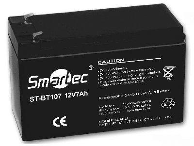 Аккумулятор 12 В Smartec ST-BT107