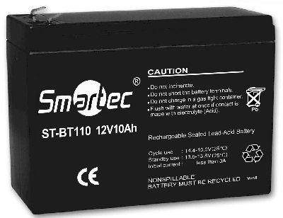 Аккумулятор 12 В Smartec ST-BT110