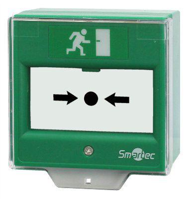 Устройство разблокировки двери Smartec ST-ER114D-GN