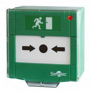 Устройство разблокировки двери Smartec ST-ER115SL-GN