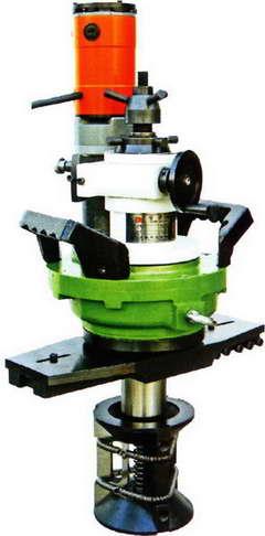 Агрегат для снятия фасок с торцов труб Р3-PG 350-1