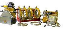 SP1000 - комплектная машина для сварки напорных полимерных трубопроводов