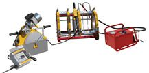 SP250 - комплектная машина для сварки напорных полимерных трубопроводов, в том числе газопроводов