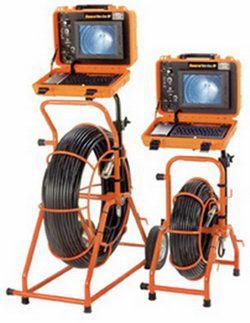 Телеинспекционная система General Pipe Cleaners Gen-Eye SD для труб диаметром 50 – 400 мм