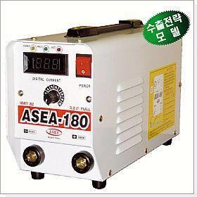 Сварочный инверторный аппарат 180D-ASEA