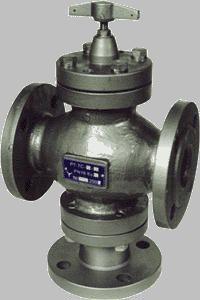Регулятор температуры РТ-ТС Ду 25
