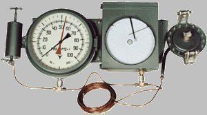 Гидравлический индикатор веса ГИВ6-М2-5