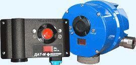 ДАТ-М - датчики-сигнализаторы термохимические