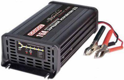 Автоматическое аккумуляторное зарядное устройство СОЮЗ BC1215A
