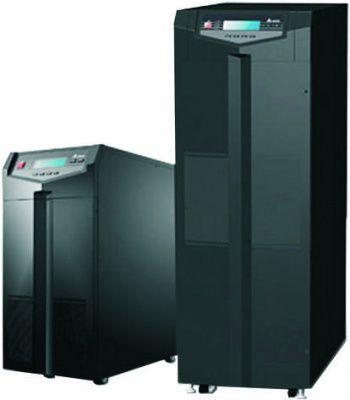 Источник бесперебойного питания Delta HPH-Series 40 kVA, 3ph-3ph (GES403HH330035)