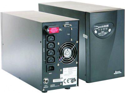 Источник бесперебойного питания Delta N-Series 1 kVA (GES102N200035)