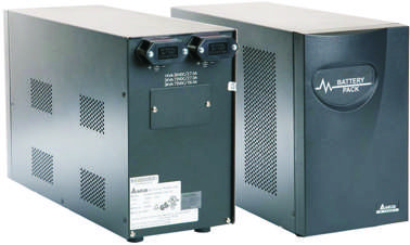 Батарейный модуль для ИБП Delta N-Series 1kVA, 2kVA и 3kVA (GES032A107035, GES061A109035)