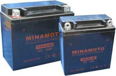 Аккумуляторная батарея Minamoto YTX4L-BS