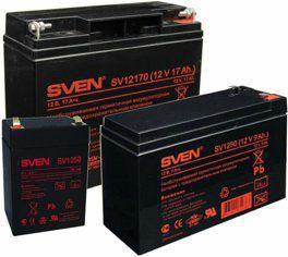 Аккумуляторная батарея SV 645