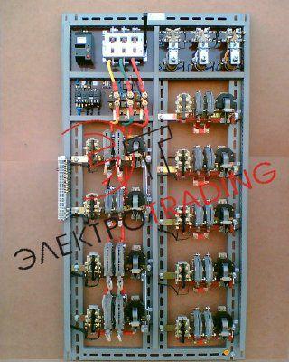 Крановая панель ТСАЗ-250 У3,ИРАК 656.231.06-02