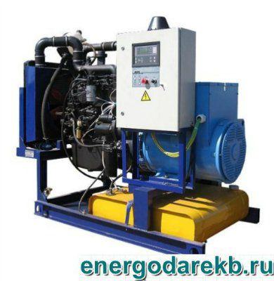 Дизель-генератор (электростанция дизельная) АД-60-Т400-Р (ММЗ) 60 кВт (ДЭС, ДГУ)