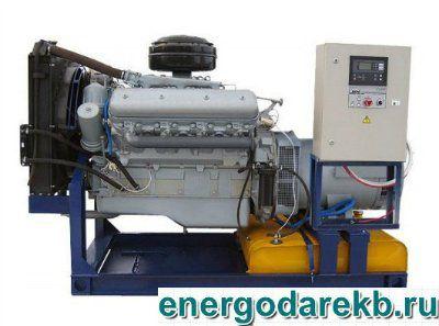 Дизель-генератор (электростанция дизельная) АД-100-Т400-Р (ЯМЗ) 100 кВт (ДЭС, ДГУ)