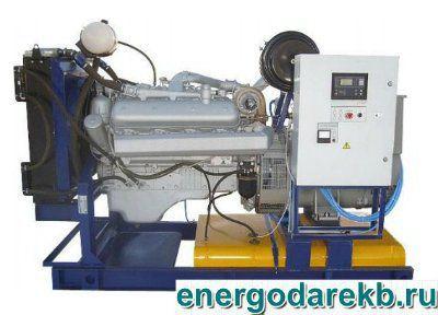 Дизель-генератор (электростанция дизельная) АД-150-Т400-Р (ЯМЗ) 150 кВт (ДЭС, ДГУ)