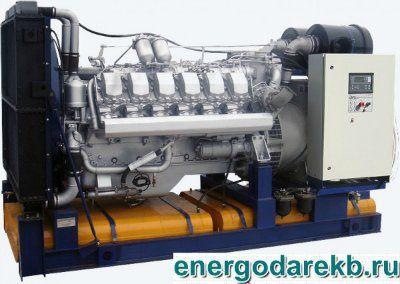 Дизель-генератор (электростанция дизельная) АД-315-Т400-Р (ЯМЗ) 315 кВт (ДЭС, ДГУ)