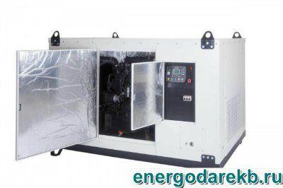 Газовый генератор (электростанция) ФАС-50-3/М (50 кВт) ММЗ Д-246
