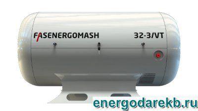 Газовый генератор (электростанция) ФАС-13-3/ВТ ТУРБО (13 кВт, 380В)