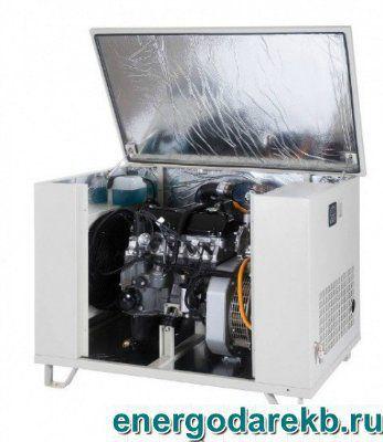 Газовый генератор (электростанция) ФАС-10-1/ВП (10 кВт)
