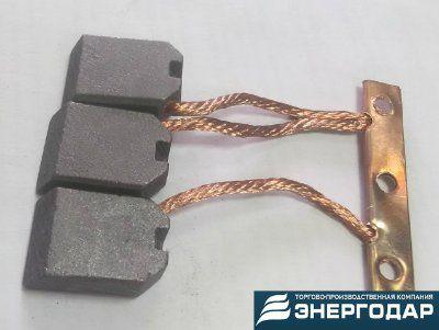 Электрощетки для стартер-генератора СТГ-12ТМО-1000 (3/9х20х28)