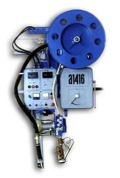 Комплектный автомат для сварки АДФ-1000