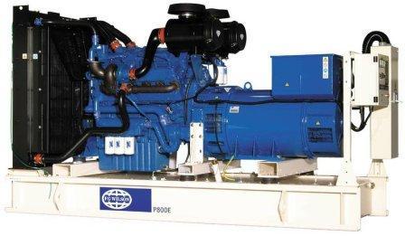 Генератор, димзельная стануция FG WILSON P165E1