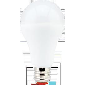 Светодиодная лампа шар classic Premium 17W E27 4000K 128x65 (композит)