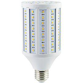 Светодиодная лампа кукуруза Premium 21W E27 2700K 152x72 Ecola ЭКОЛА