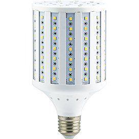 Светодиодная лампа кукуруза Premium 27W E27 2700K 150x83 Ecola ЭКОЛА
