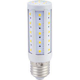 Светодиодная лампа кукуруза Premium 9,5W E27 2700K 105x30 Ecola ЭКОЛА