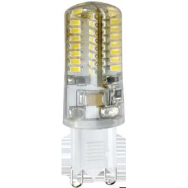 Светодиодная лампа G9 LED 3,0W Corn Micro 220V 2800K 320° 50x16 Ecola ЭКОЛА