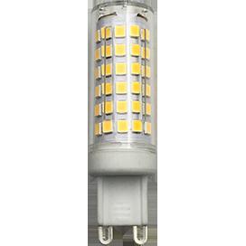 Лампа светодиодная G9 LED 10,0W Corn Micro 220V 2800K 360° 65x19 Ecola ЭКОЛА