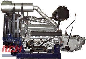 Промышленные силовые установки серии ПД-110